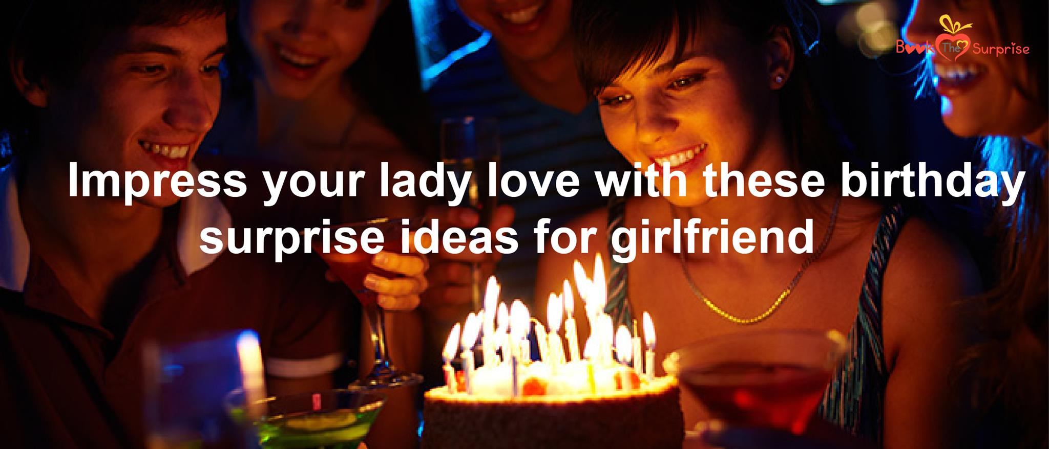 Surprise Birthday Party Ideas For Her